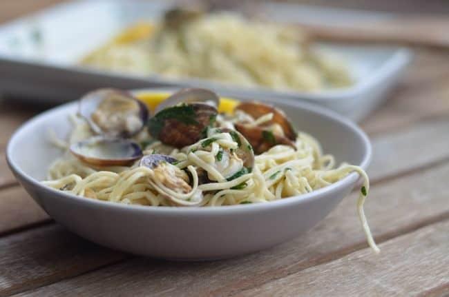 Spaghetti maison alle vongole