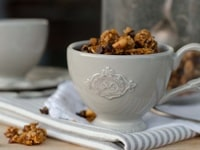 Granola choco-noisettes